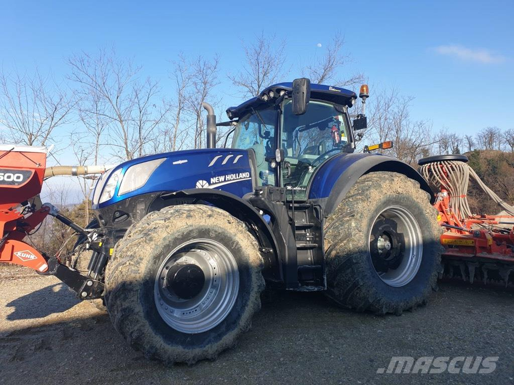 New Holland 7.315 BLU POWER