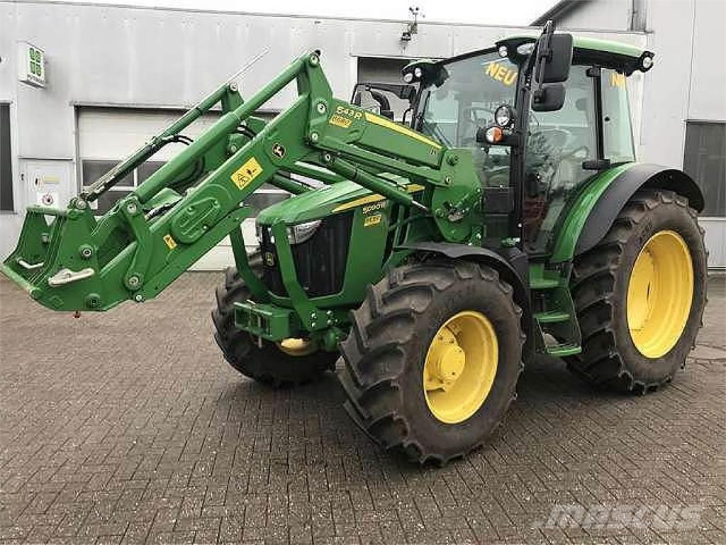 used john deere 5090r tractors year  2017 for sale