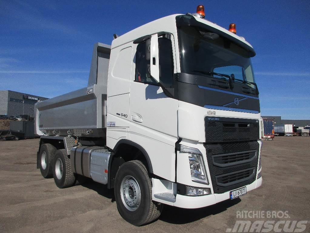 Volvo FH540 6x4 - Leie en slik? Ta kontakt med oss!!