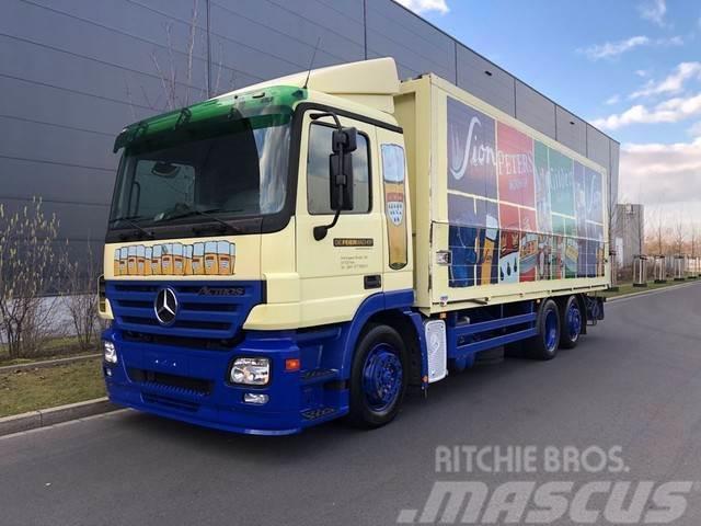 Mercedes-Benz Actros 2532 Getränkewagen / Luft-Luft / LBW /