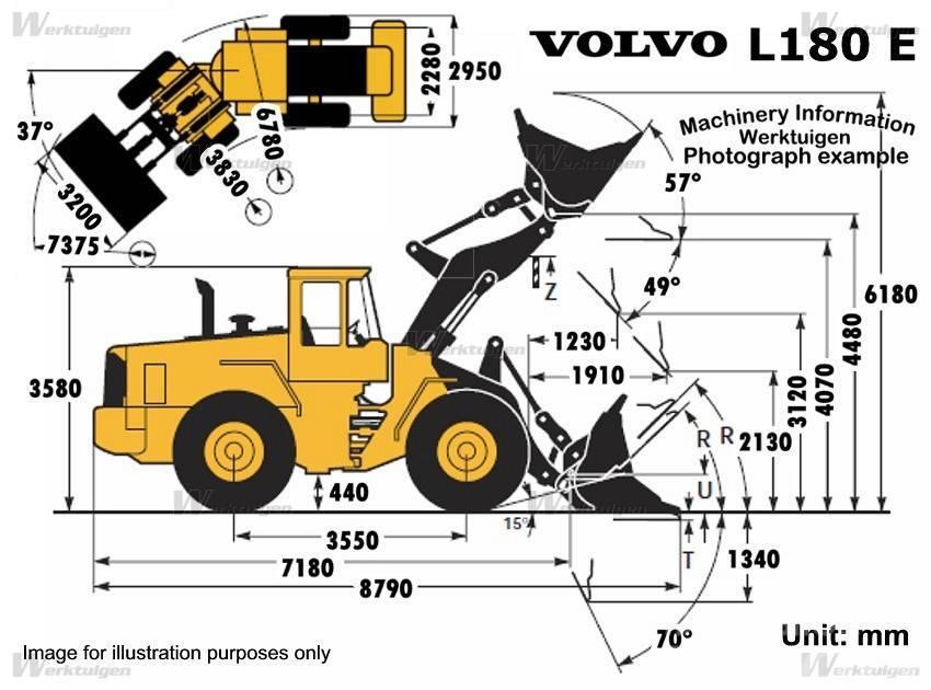 Volvo L 180 E
