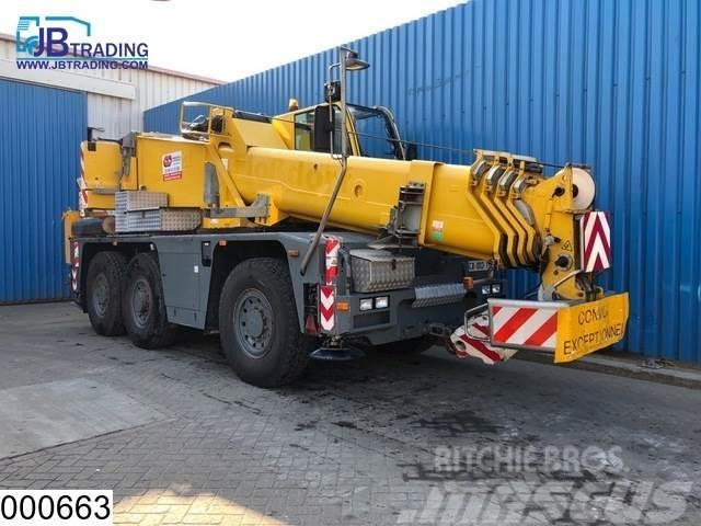 Demag AC40 City 6x6, 31 mtr, Terex Mobile crane, Airco,