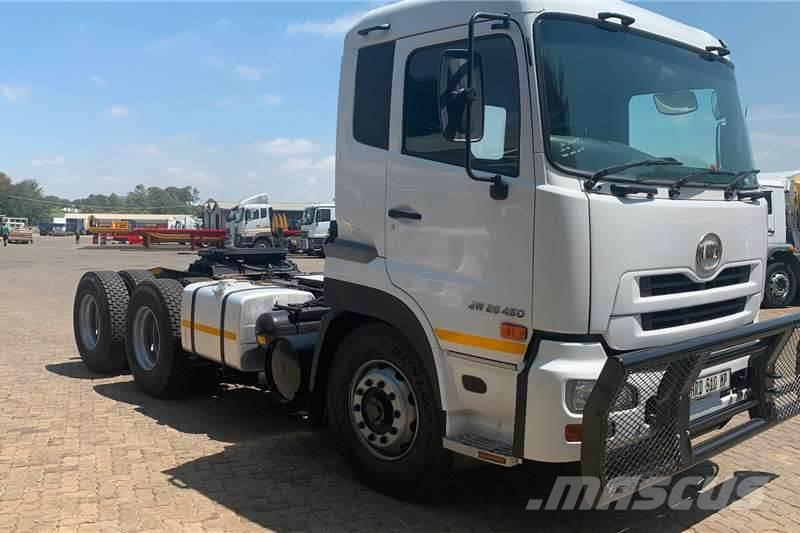 Nissan 2015 UD GW26-450 Truck Tractor