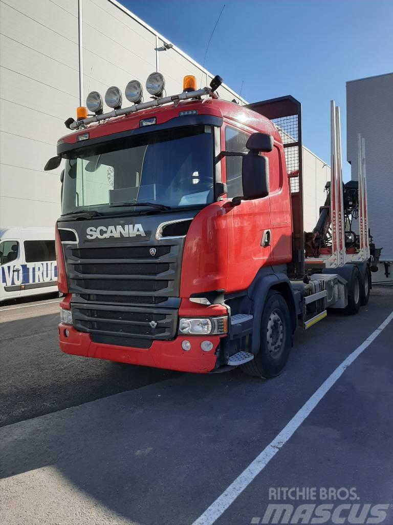 Scania R 520 LB