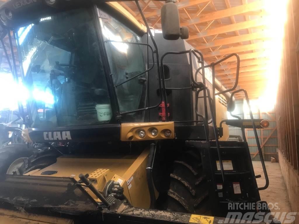 CLAAS 670