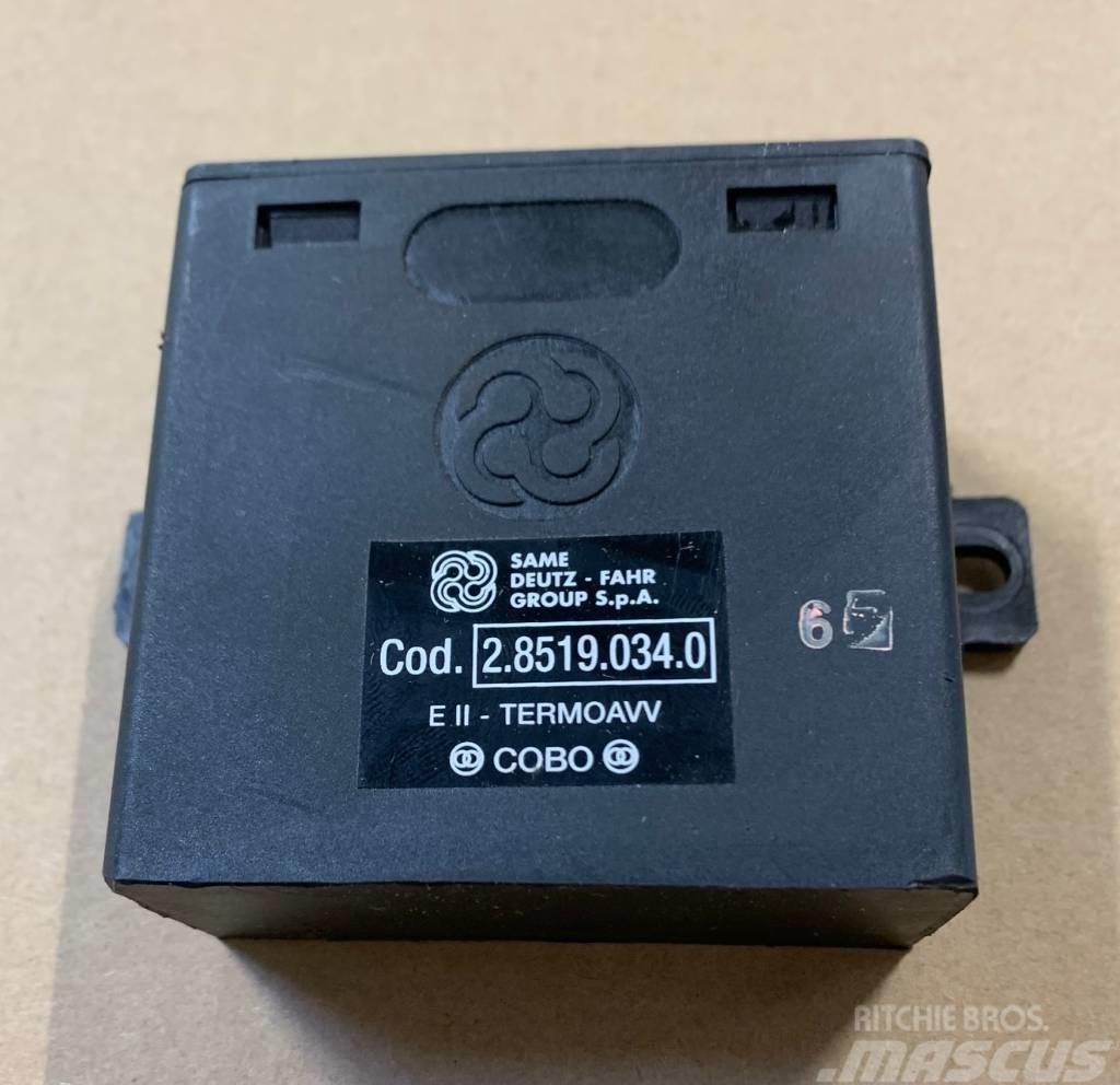 SDF Same Lamborghini Kontrollbox - 2.8519.034.0