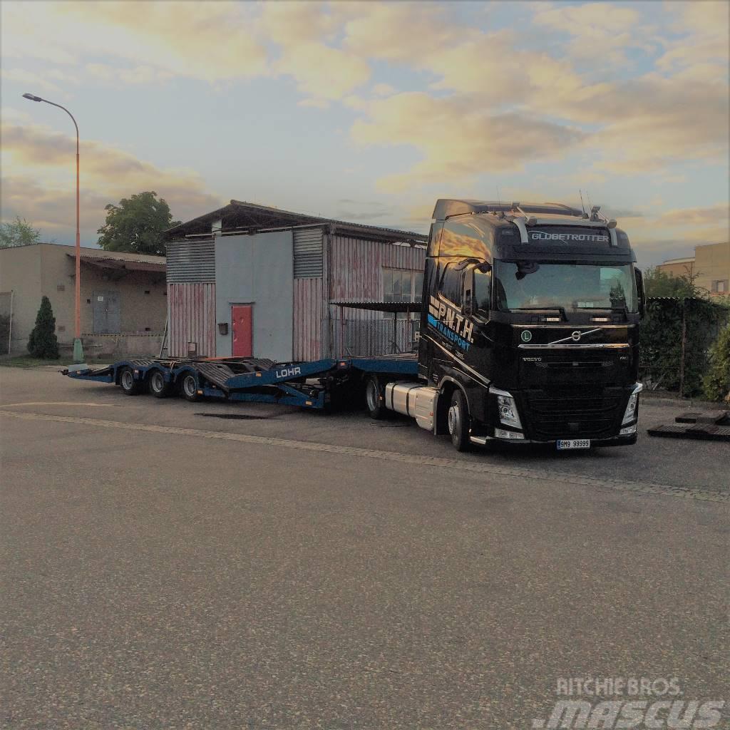 Lohr Autopřepravník Lohr SRTC3