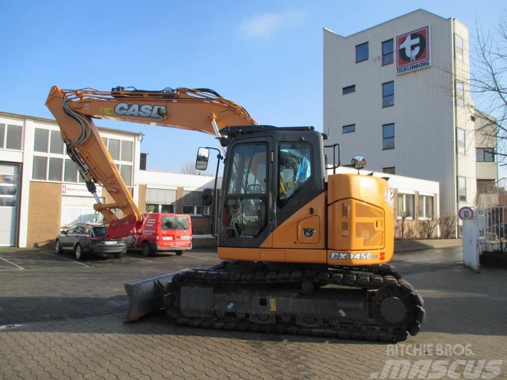 CASE CX145C SR Mono/Schild/Kurzheck