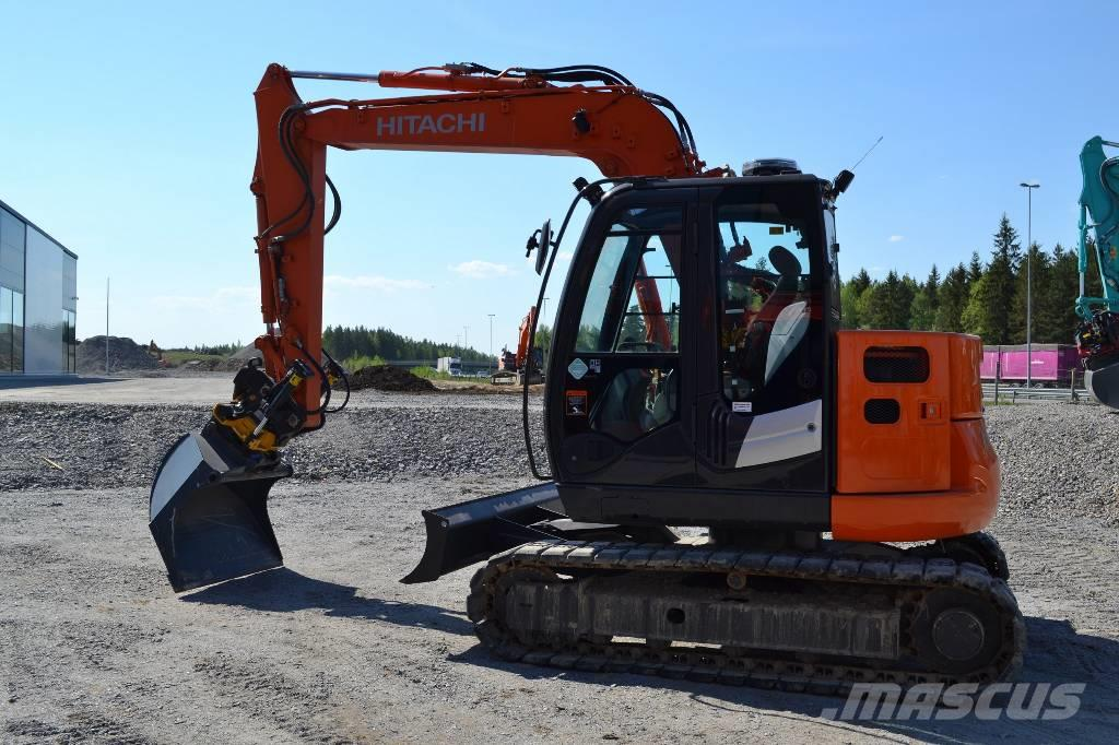 Hitachi MYYTY! SOLD! ZX85US-5 ENGCON