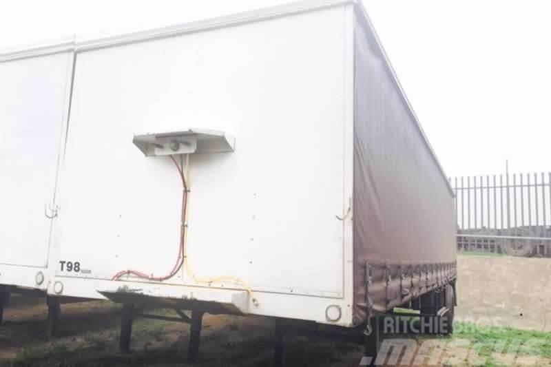 [Other] Homebuilt 10m tautliner trailer