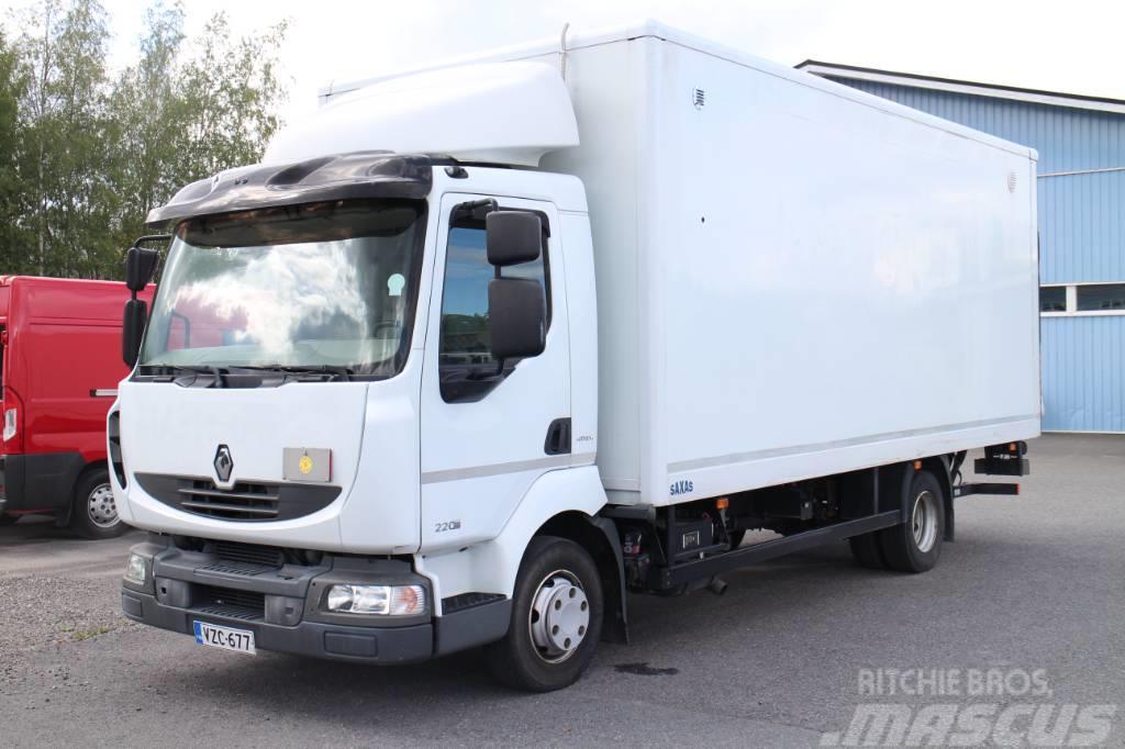 Renault Midlum 220 Huoltoauto