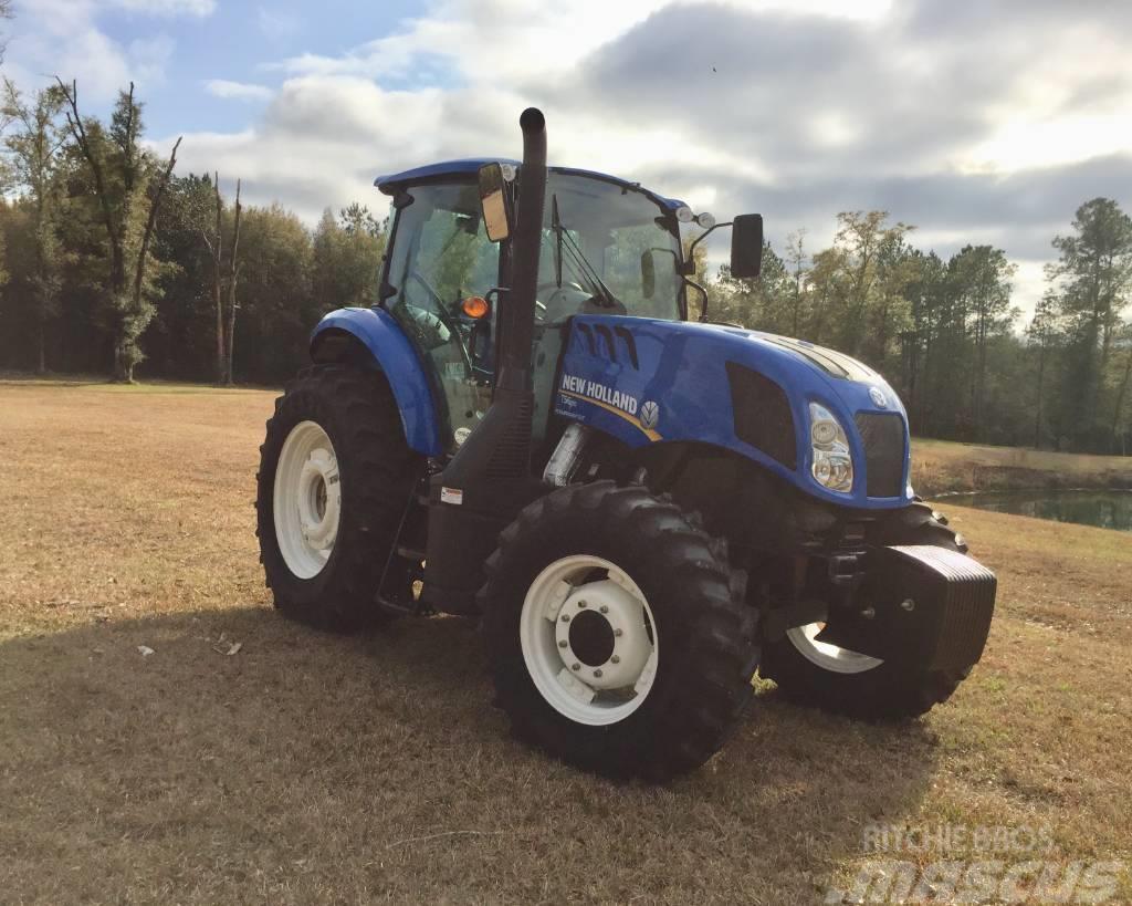 New Holland TS 6 110 , 2016 - Tractors - Mascus Ireland