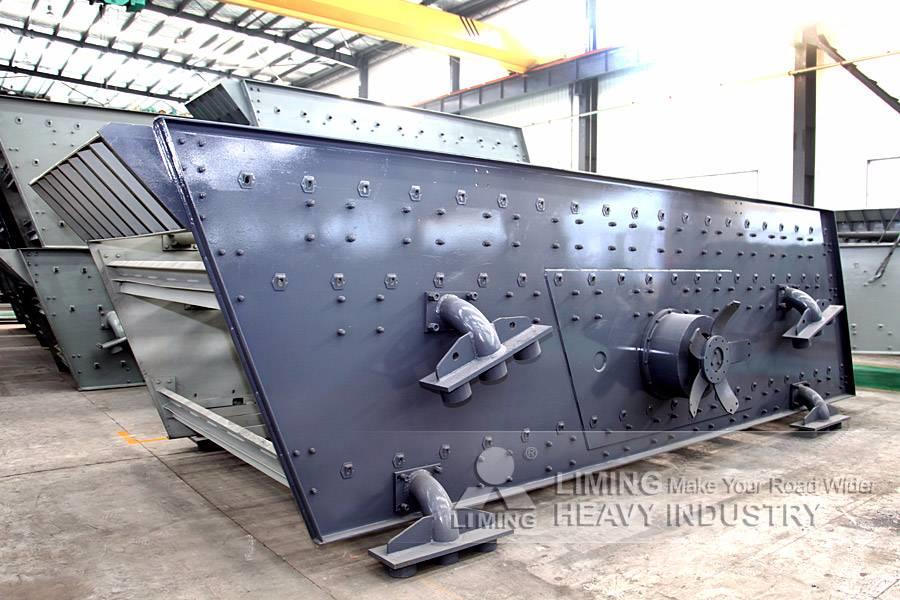 Used Liming 70~400 YKN Series Vibrating Screen screeners