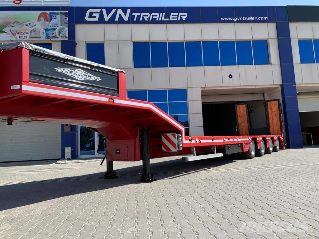 [Other] GVN TRAILER  4 AXLE LOWBED