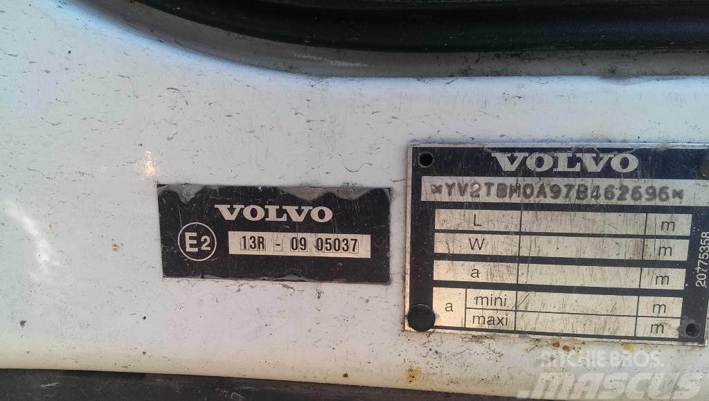 Volvo FL6 240, 2007, Skåpbilar