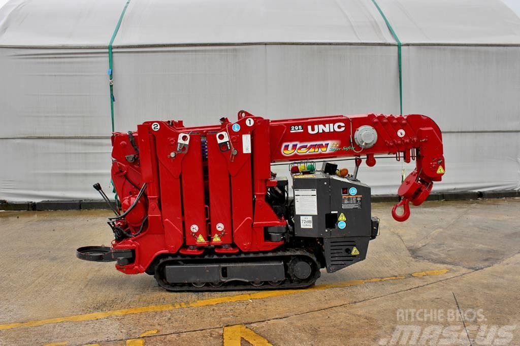 Unic URW 295