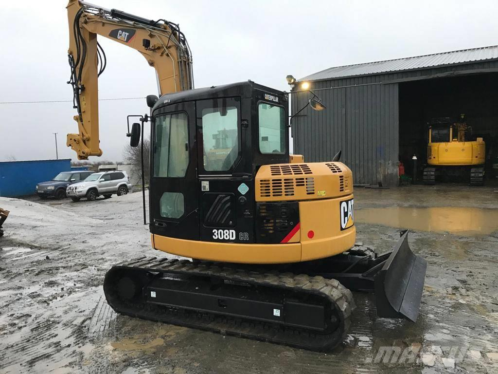Caterpillar 308 D CR