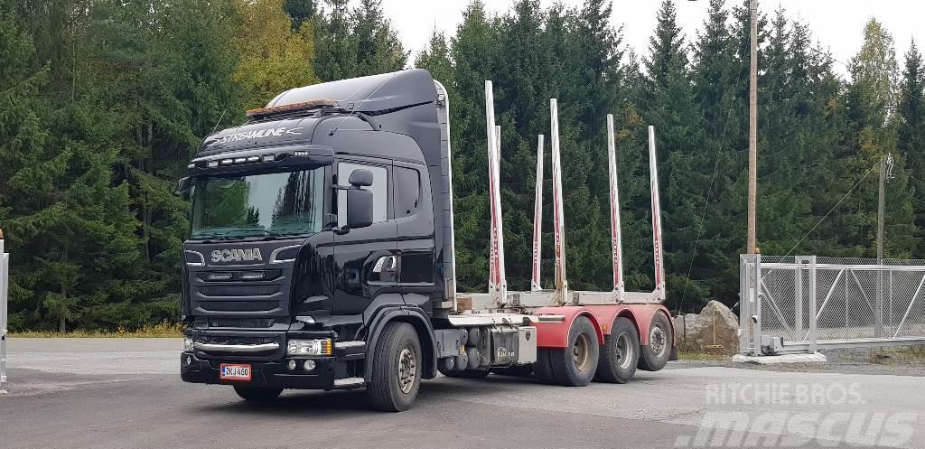 Scania R730 8x4*4