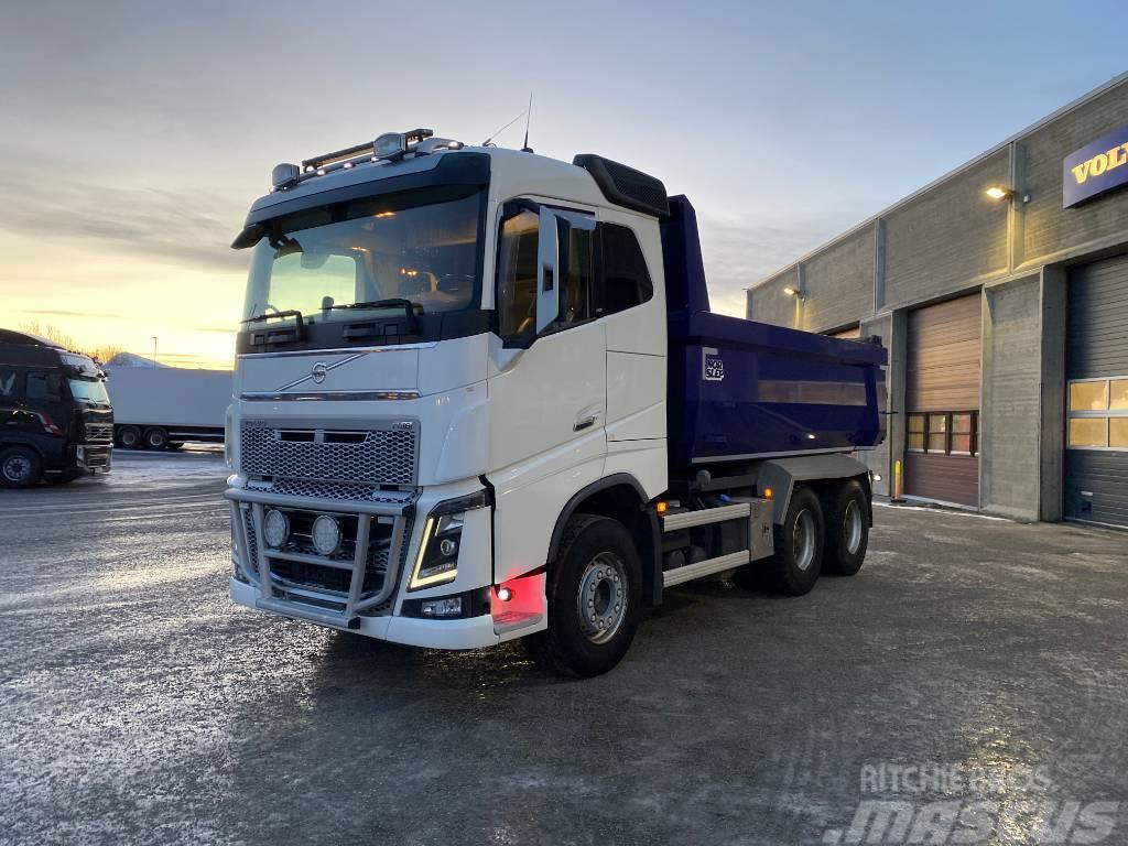 Volvo FH16 600 6x4