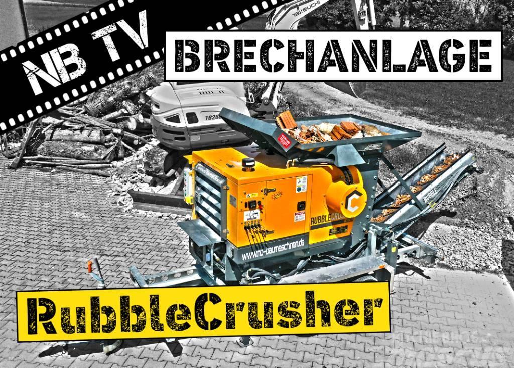[Other] Minibrechanlage Rubble Crusher RC150 | Brechanlage