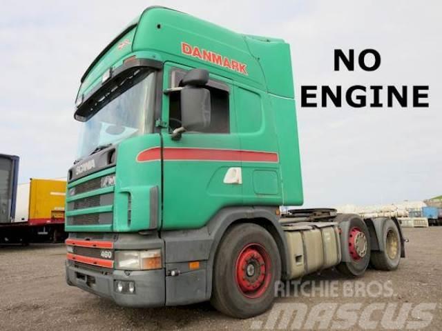 Scania R 144 LA 460