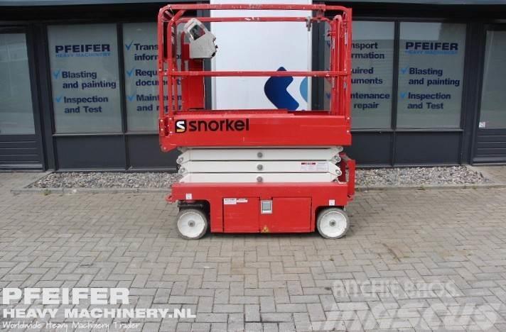 Snorkel S3219E Electric, 7.79m WH, Drive Though Standard D