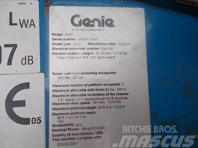 Genie S 65 D