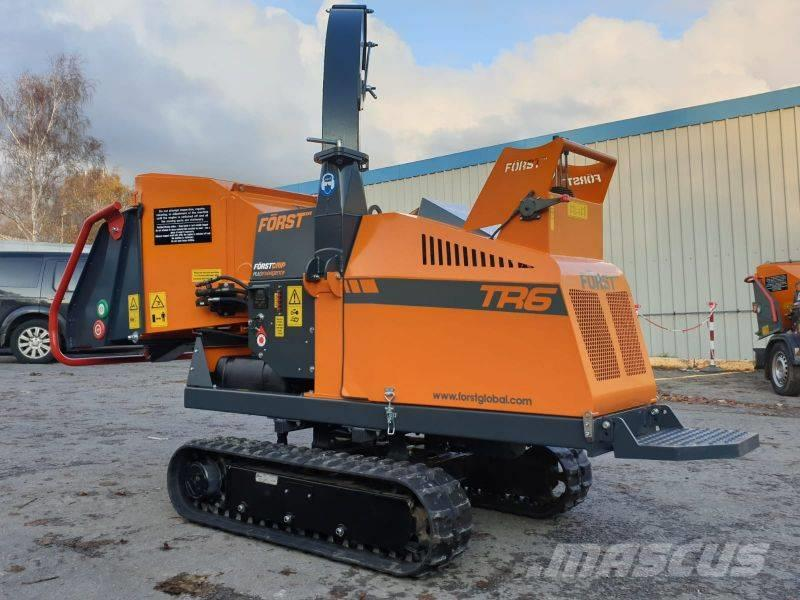 Forst TR6 - 1585  hours