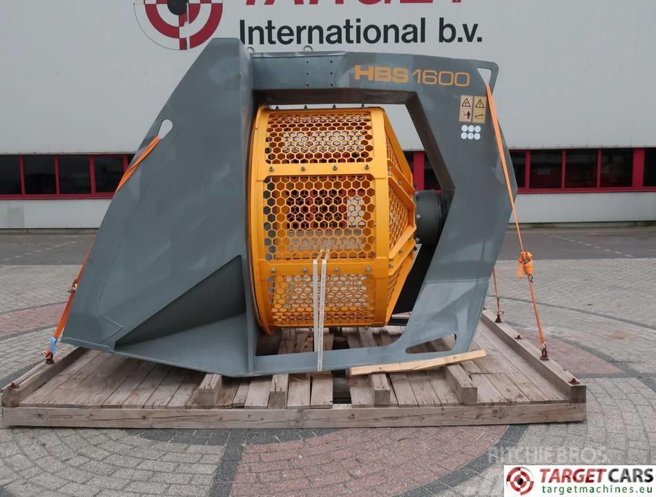 Hartl HBS 1600 Screening 160cm Bucket up to 22T UNUSED