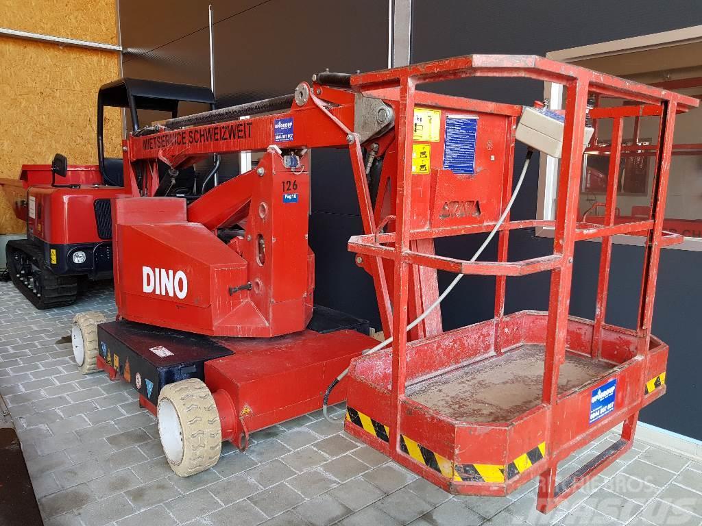 PB Lifttechnik Topdino 126