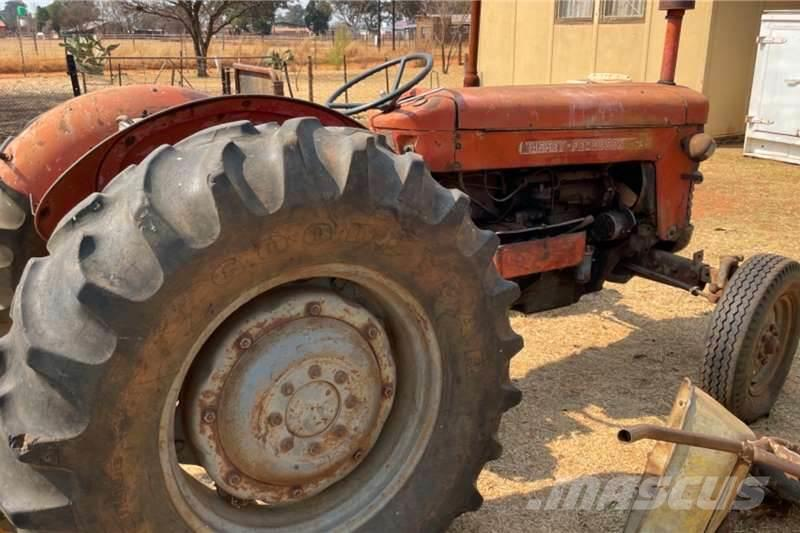 Massey Ferguson MF 65 tractor with Reg Papers