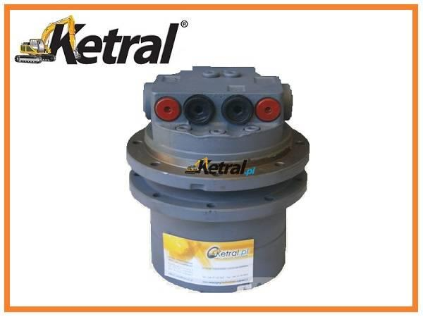 Case CX22 CX23 CX25 CX26 CX27 final drive Travel motor