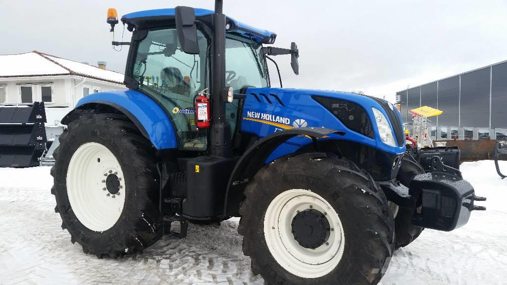New Holland T7.230PC Classic