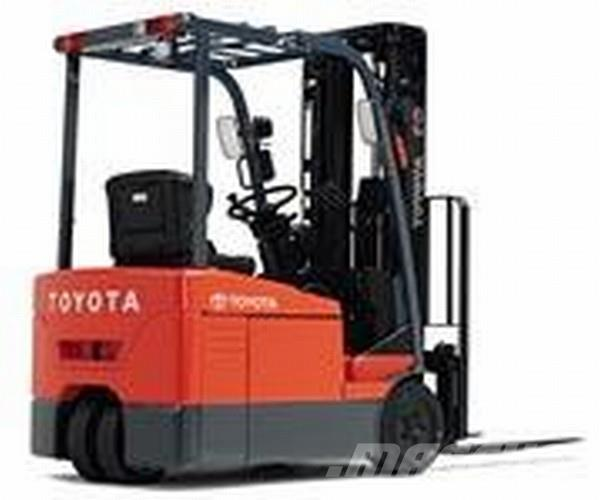 Used Toyota Forklift Trucks Others For Sale Mascus Usa
