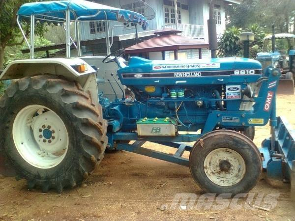 Used Ford 6600 Tractors Year  2011 Price  Us  15 706 For Sale