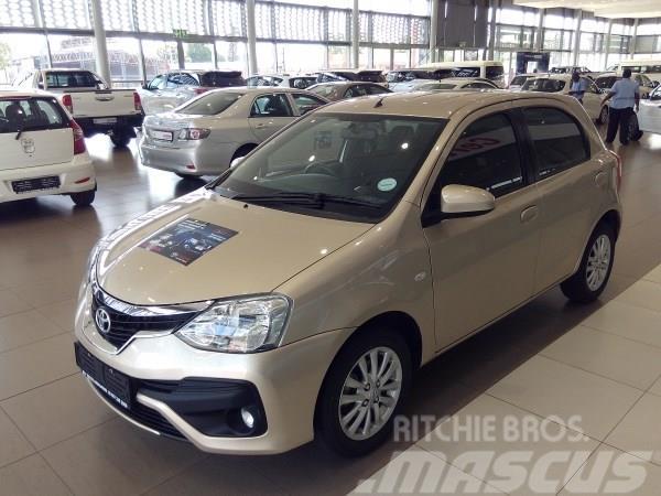Toyota eitos