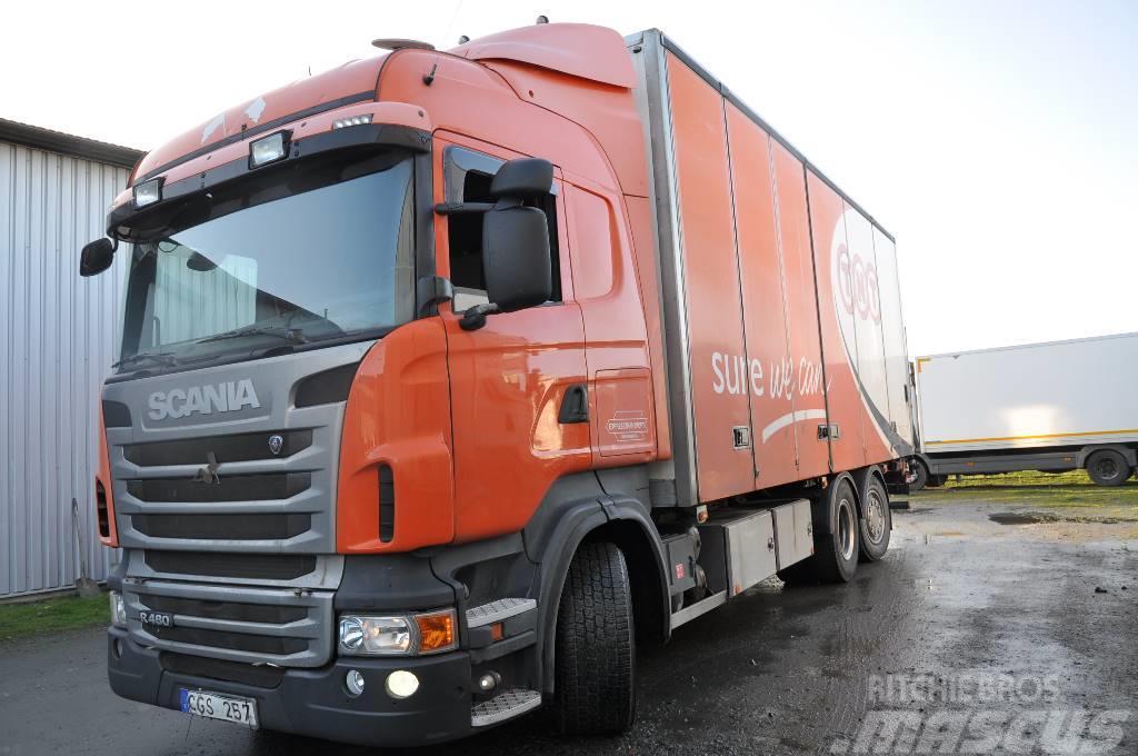 Scania R480LB6X2*4MLB