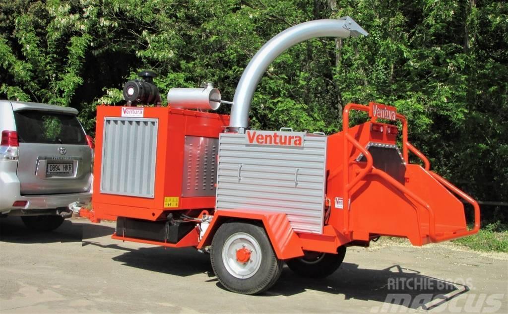 Ventura ATV355T Diesel 126CV Danubio