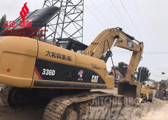 Caterpillar CAT 336D Excavator **Year 2015**