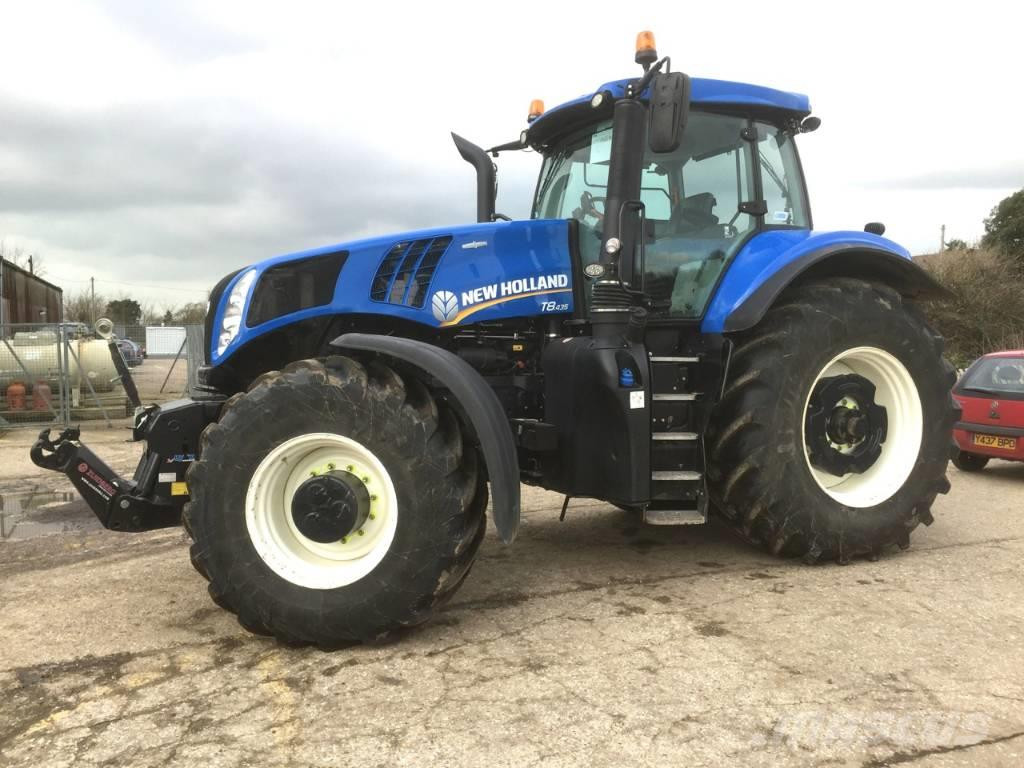 New Holland T 8.435 AC
