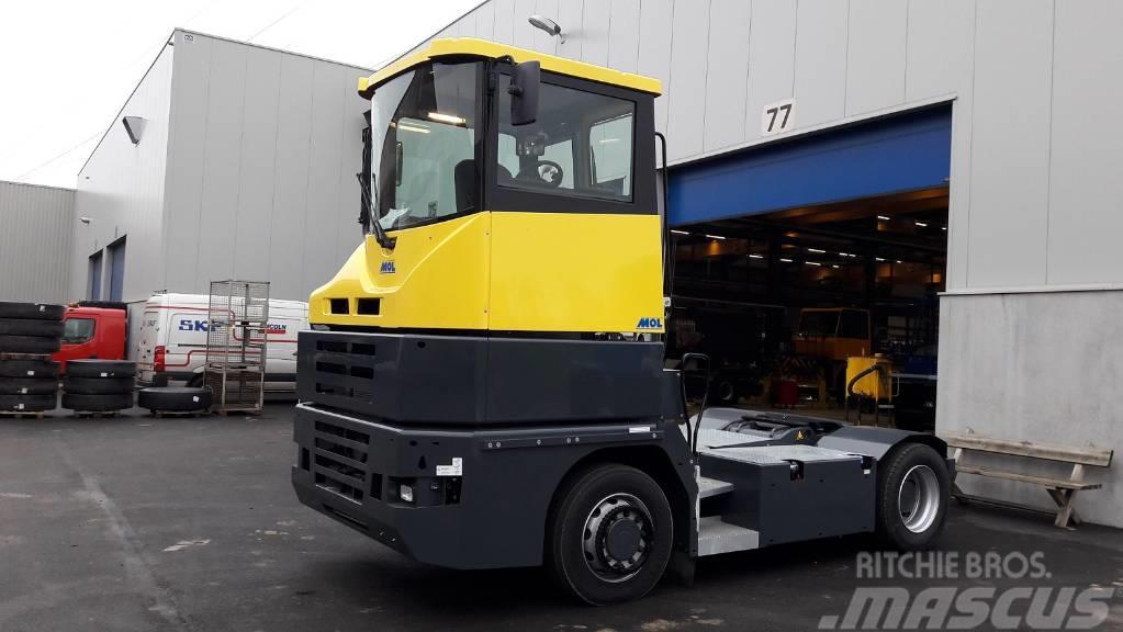 MOL Förhöjd HYR/KÖP/LEASA RM 255 4WD