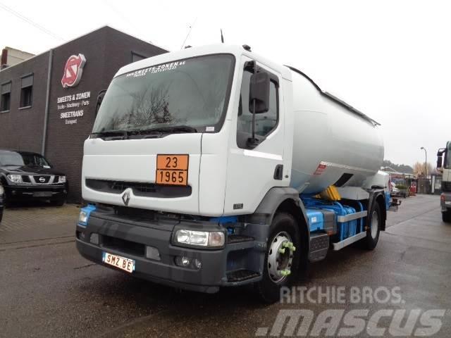 Renault Premium 270 Dci Gas tank 17900L