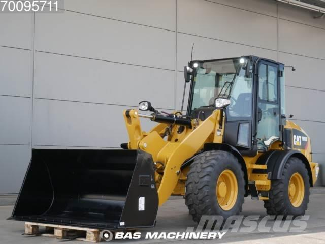 Caterpillar 908 M Bucket and forks - ride controle - warranty