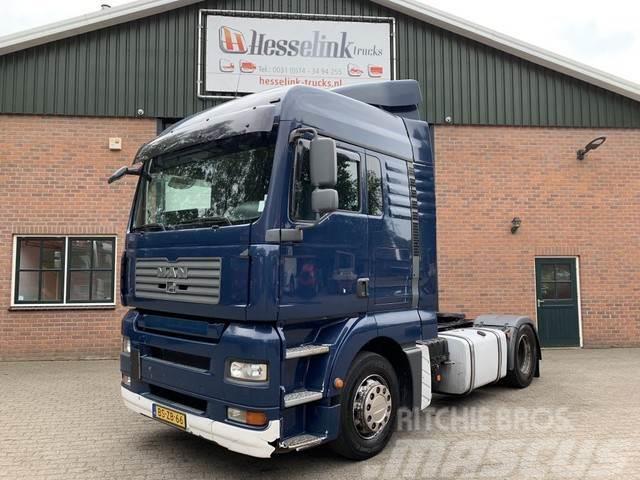 MAN TGA 18.400 4X2 2x tank, EURO 4 - NL Truck
