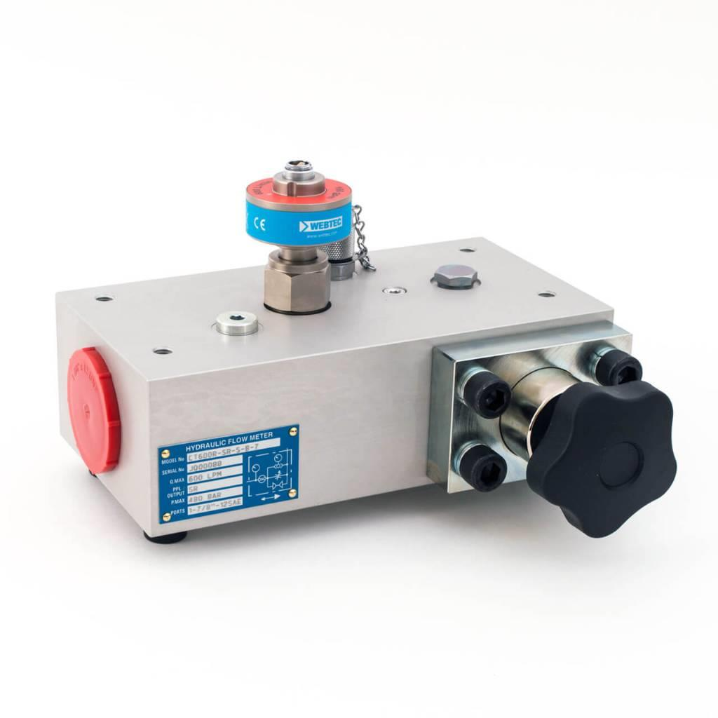 [Other] Webtec CT600R Flowmeter for HPM-Series