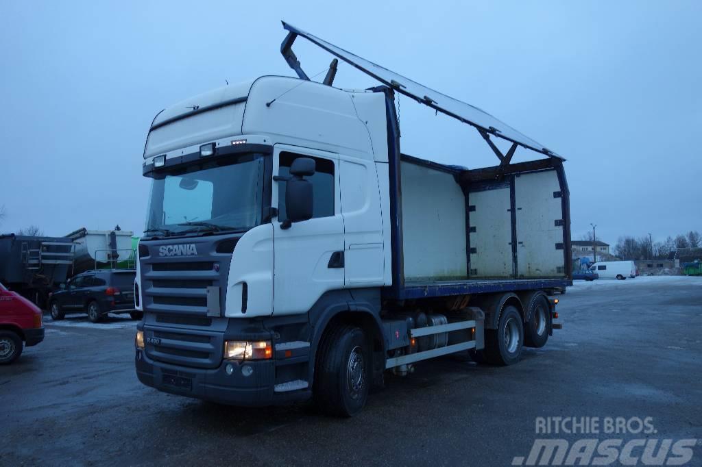 Scania R480LB6X2HHA EURO 4