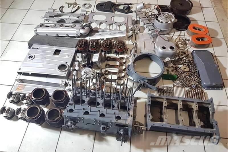 Hatz 4M41 Engine for Spares
