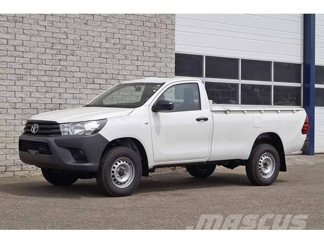 Toyota Hilux PUSC