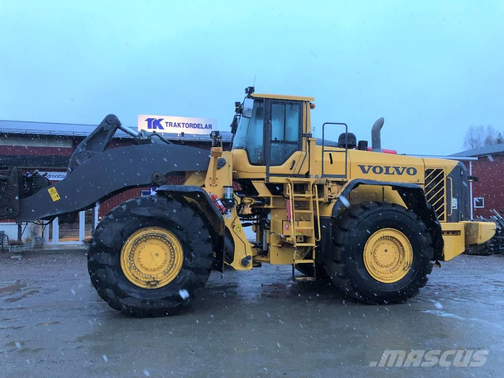 Volvo L 350 F  Dismantled for parts