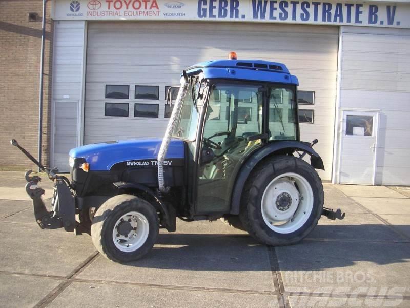 New Holland TN55V
